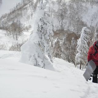 Quiksilver Impact Hokkaido Back Country 2018.