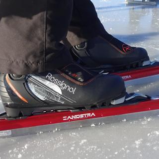 Skate or Ski.