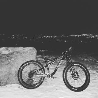 Duluth after dark