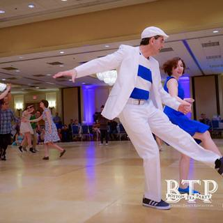 Adidas Kiel Shoes in action at the fabulous Boston Tea Party 2016, Lndy Hop Jack & Jill Competition.
