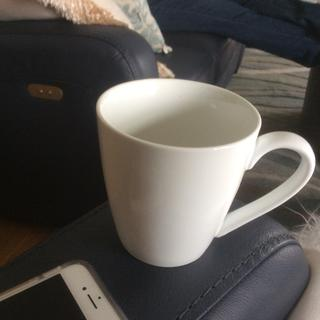Love my new mugs.. right size for a larger cup of coffee..