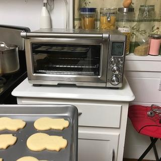 Makes good cookies too.