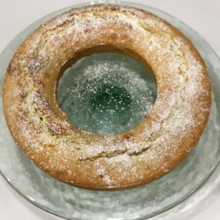 Ciambella made with yogurt
