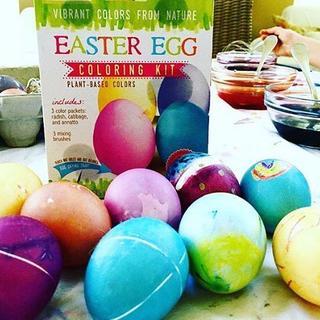 Easter Egg Coloring Kit | Sur La Table