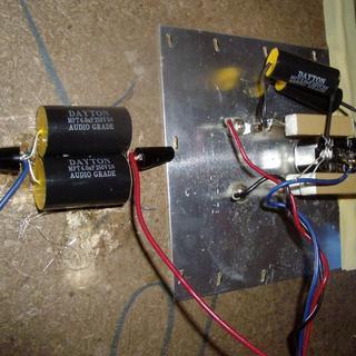 Dayton Audio Dmpc 2 0 2 0uf 250v Polypropylene Capacitor
