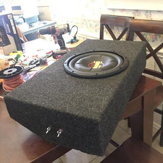 Speaker Cabinet Carpet Covering