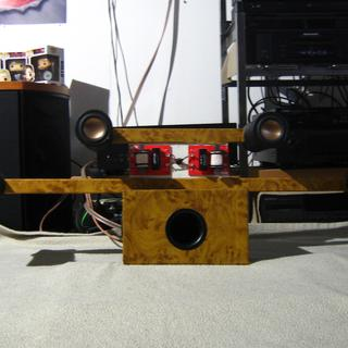Dayton Audio RS100T-8 4 Reference Woofer Truncated Frame