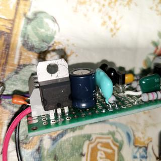 Parts Express 7905-5V Voltage Regulator TO-220