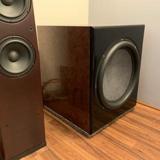 Home Theater Subwoofer >> Dayton Audio 18 Ultimax Subwoofer And Cabinet Bundle From Www Parts Express Com