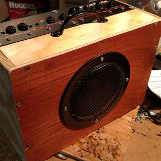Build your own footnote guitar combo amp components only user submitted image ibm guitar amp solutioingenieria Images