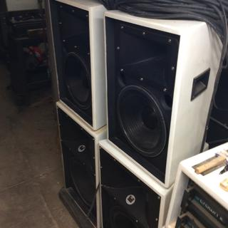 New Pa Speaker Cabinet Parts
