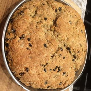 Everyone loved my Bobs Red Mill Irish soda bread on St Patty's Day