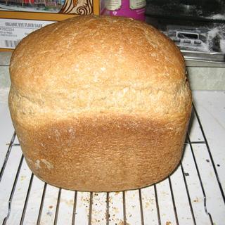 My Rye Bread from my Cuisinart bread machine