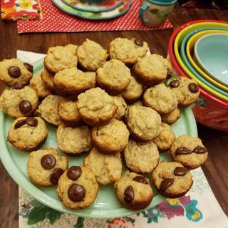 Paleo/ gluten free banana nut muffins