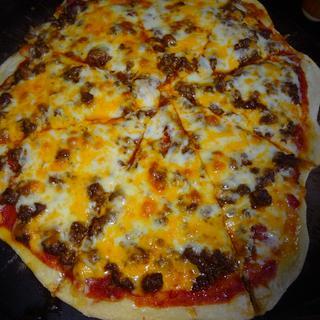Fiestada pizza!