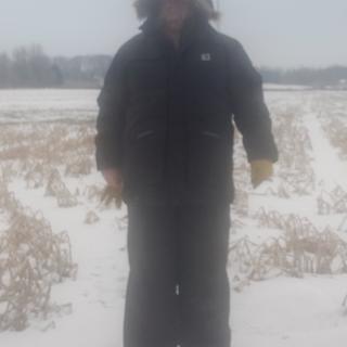 warmest coat ever!