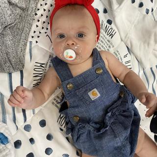 Harper, 3 months