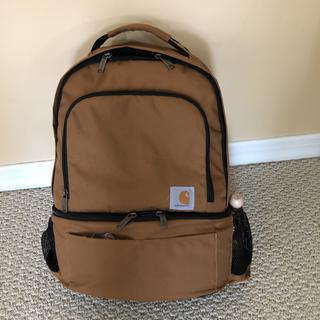 Love my new Carhartt lunch backpack. Much better than any cooler I've used over the years.