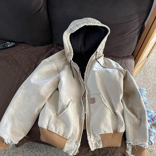 This is an 10 year old J130 Carhart