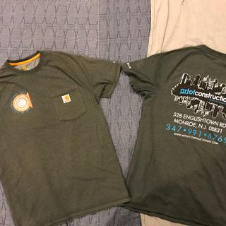 Art of Construction t-shirts