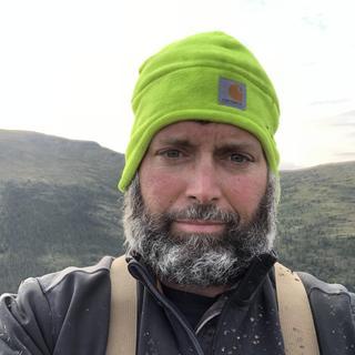Keeping my warm while hunting caribou in Alaska