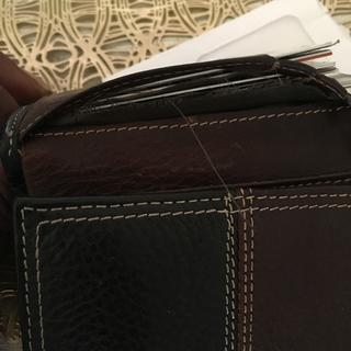 just got this wallet 2 months ago when I got it I thought I would be a while before I need a new one