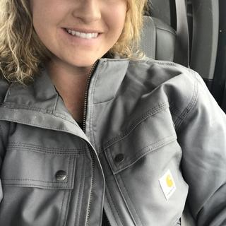 Love my new Carhartt jacket!