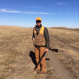 Carhartt brush pants worked out great for pheasant hunting