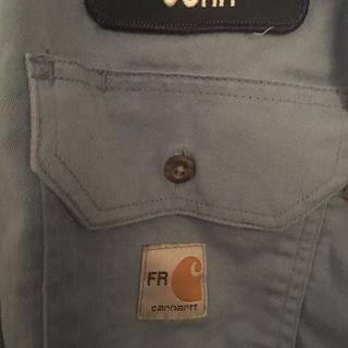 CarHartt FR Twill Shirt.