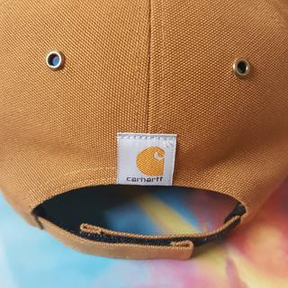 Can't have a Carhartt without the logo!