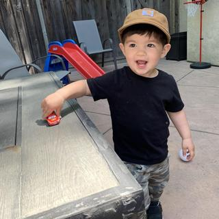 This cap looks so cute on my grandson!  It's his go to cap when we head out for the day!