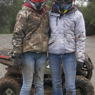 Mud Sisters!