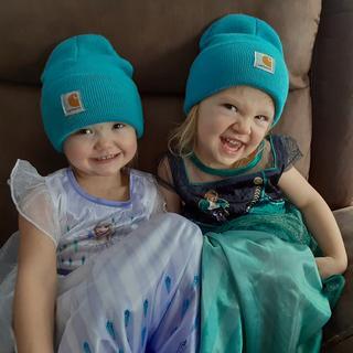 My girls love their carhartt beanies!