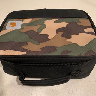 Camo A/P Lunch Box (No Cool Orange Zipper -- Just Black!)