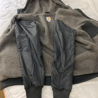 Sleeves should be Sherpa lined