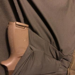More comfortable then a holster