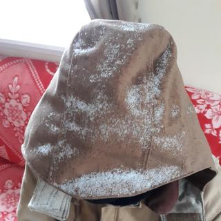 Hubby says his head is sweating in his new hood. I recommend it highly. Get the coveralls ya'll?