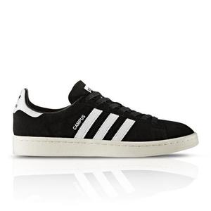 adidas Originals Men s Campus Black White Sneaker 4e9979091