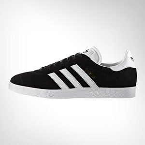 41111686f399 About  Men s adidas Gazelle Black White Shoe