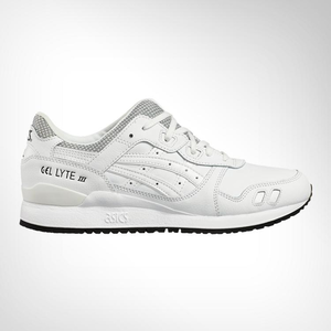 56a46a82314 About  Men s Asics Gel-Lyte III White Leather Shoe