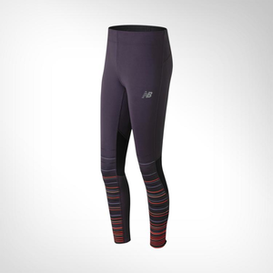 1bd3068f117ab About: Women's New Balance Impact Premium Printed ElderBerry Tight. Perfect  winter running tights
