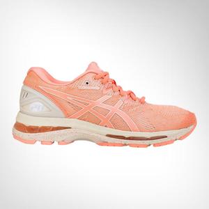 About  Women s Asics Gel Nimbus 20 Sakura Peach Shoe a9665317666