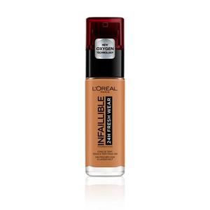 About: L'Oreal Paris Makeup Designer Infallible 24HR Liquid Foundat... Best foundation