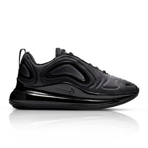 063d3e9fb Nike Junior Air Max 720 'Total Eclipse' Triple Black Sneaker