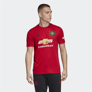 separation shoes 7eb43 904b8 Men's adidas Manchester United 2019/20 Home Jersey