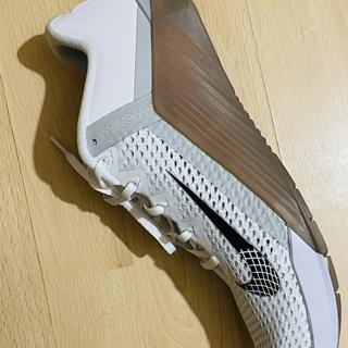 Colour accurate to get a better look at the gum coloured sole and the swoosh.